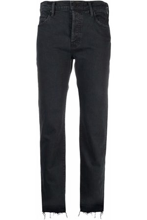 Mother Donna Straight - Jeans slim
