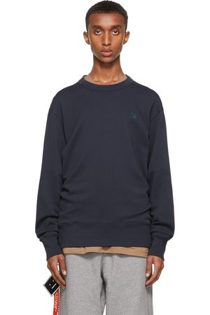 Acne Studios Uomo Felpe - Crewneck Sweatshirt