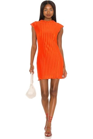 House of Harlow X Sofia Richie Kenji Mini Dress in - Red. Size M (also in XXS, XS, S, L, XL).