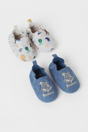 H&M Bambino Pantofole - Pantofole morbide, 2 pz