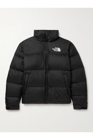 The North Face 1996 The Retro Nuptse Logo-Embroidered Quilted DWR-Coated Ripstop Down Jacket