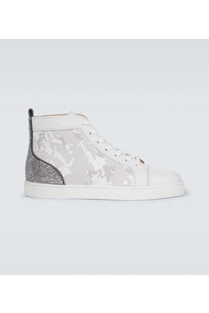 Christian Louboutin Sneakers alte Louis Sp Strass