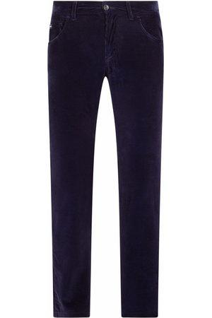Dolce & Gabbana Uomo Chinos - Pantaloni dritti a coste
