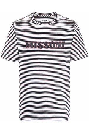 Missoni T-shirt con stampa - Toni neutri