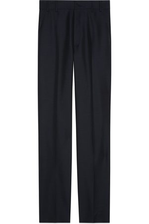 Gucci 2015 Re-Edition pantalone in lana mohair