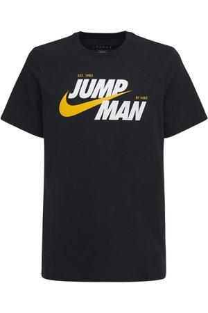 Nike T-shirt Jumpman Con Stampa