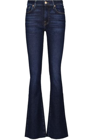 7 For All Mankind Jeans Bootcut a vita media