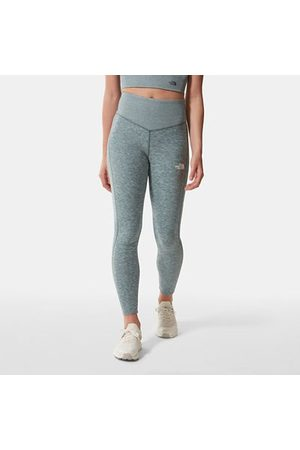 The North Face The North Face Dune Sky 7/8 Leggings Donna Balsam Green Heather Taglia L Donna