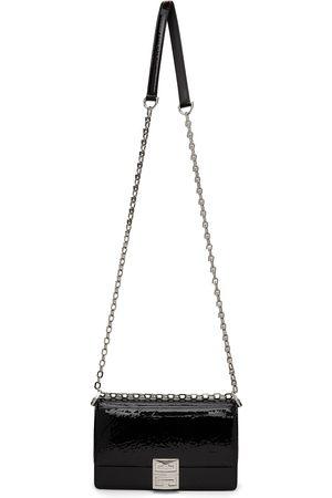 Givenchy Donna Portafogli e portamonete - Black Patent Small 4G Chain Bag