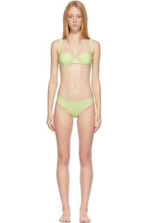 Belle The Label Donna Bikini - Green Oracle & Forma Bikini