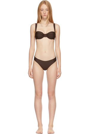 Belle The Label Brown Oracle & Forma Bikini