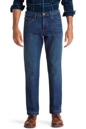 Timberland Jeans Da Uomo Elasticizzati In Denim Squam Lake In Indigo Indigo