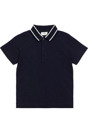 FENDI Kids Bambino Polo - Polo in cotone