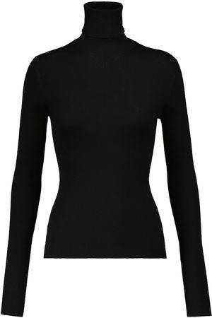 Dolce & Gabbana Donna Collo alto - Dolcevita in cashmere e seta