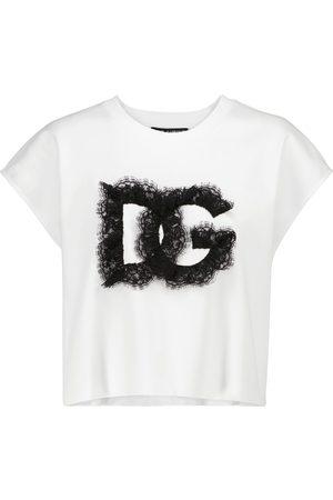 Dolce & Gabbana T-shirt in cotone con logo
