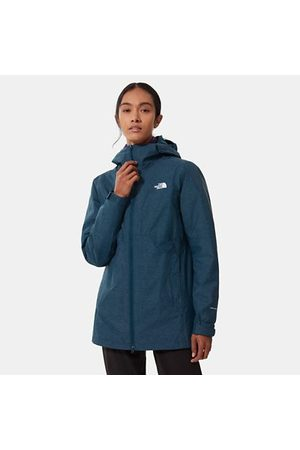The North Face The North Face Hikesteller Triclimate Giacca Donna Monterey Blue-aviator Navy Taglia L Donna