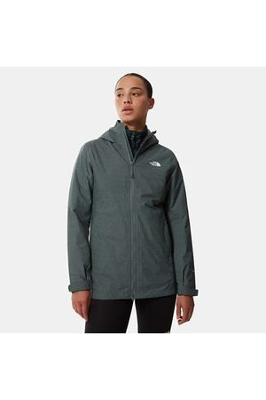The North Face The North Face Hikesteller Triclimate Giacca Donna Balsam Green-dark Sage Green Taglia L Donna