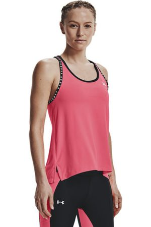 Under Armour Donna T-shirt - Knockout - top fitness - donna. Taglia L