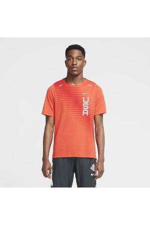 Nike Maglia da running a manica corta Dri-FIT Team USA Rise 365 - Uomo