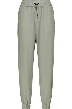 Varley Donna Stretch - Pantaloni sportivi Nevada in cotone stretch
