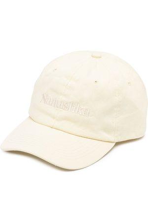 Nanushka Cappello da baseball con ricamo