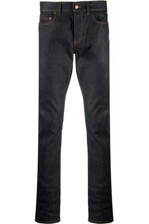 Saint Laurent Uomo Slim & Sigaretta - Jeans slim