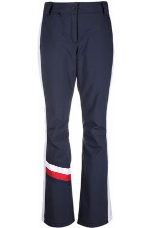 Rossignol Donna Pantaloni sportivi - Side-stripe ski trousers - 768 SKY CAPTAIN