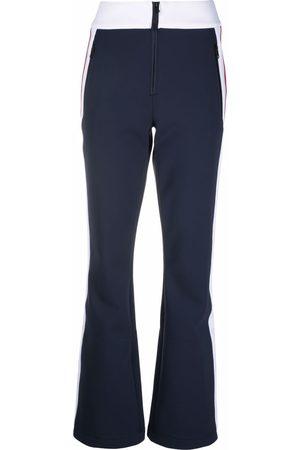 Rossignol Donna Pantaloni sportivi - Pantaloni da sci con banda laterale - 768 SKY CAPTAIN
