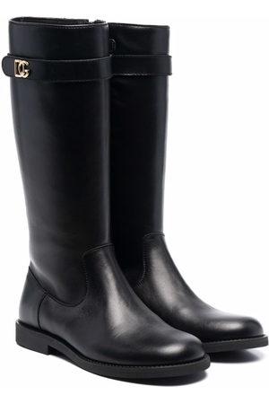 Dolce & Gabbana Stivali al ginocchio
