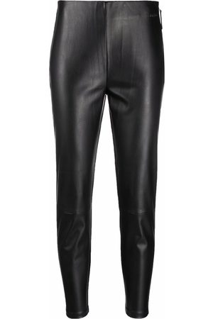 Calvin Klein Donna Leggings & Treggings - Leggings crop
