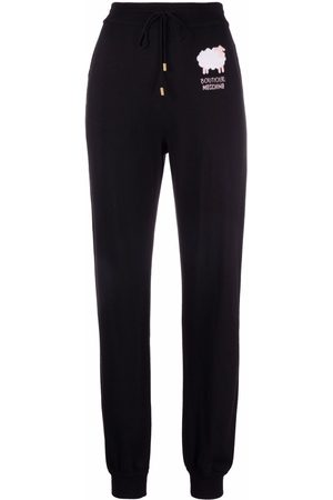 Boutique Moschino Donna Joggers - Joggers con stampa