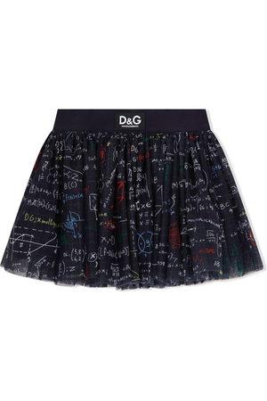 Dolce & Gabbana Bambina Gonne - Minigonna con stampa