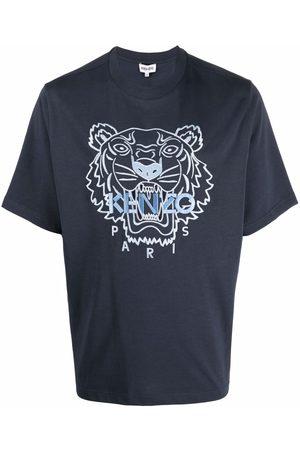Kenzo Uomo T-shirt - T-shirt con ricamo