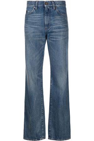 Saint Laurent Donna Straight - Jeans dritti