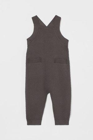 H & M Salopette in maglia