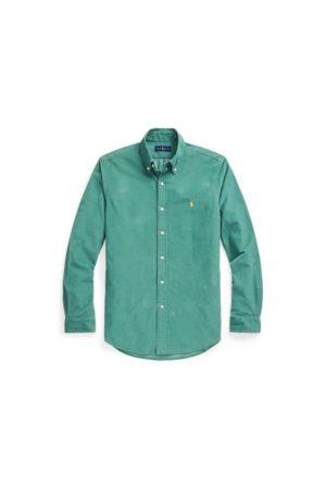 Polo Ralph Lauren Uomo Casual - Camicia in velluto Custom-Fit