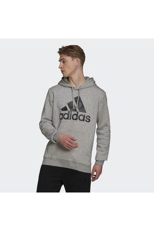 adidas Felpa con cappuccio Essentials Fleece Camo-Print