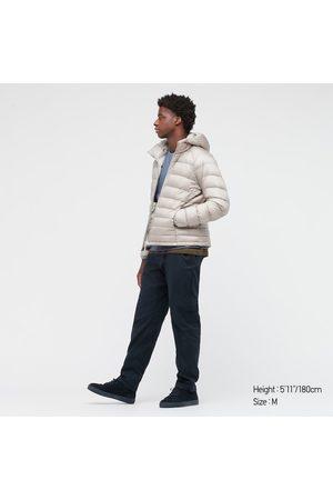 UNIQLO Piumino Ultra Leggero 3D Con Cappuccio Uomo