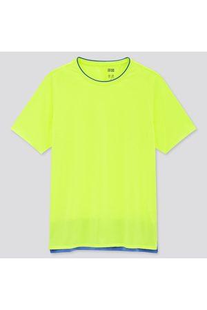 UNIQLO T-Shirt + DRY-EX Girocollo Donna