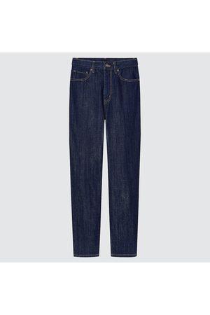 UNIQLO Jeans Curvati Vita Alta Donna