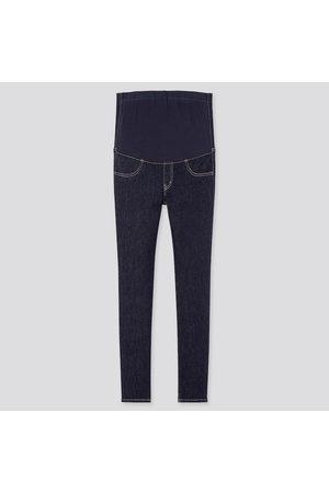UNIQLO Jeans Premaman Ultra Elasticizzati Skinny (Lunghi) Donna