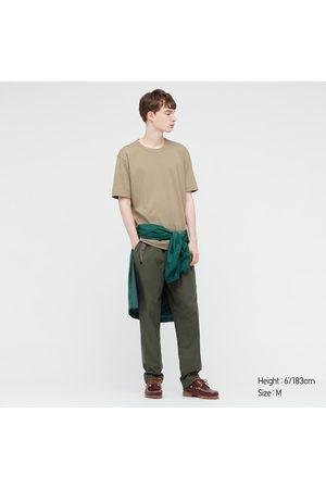 UNIQLO T-Shirt DRY-EX Girocollo Uomo