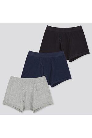 UNIQLO Bambino Boxer shorts - Boxer BAMBINO (Confezione Da 3)