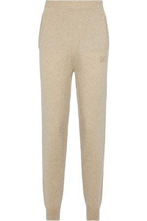 Max Mara Pantaloni sportivi Delta in lana e cashmere
