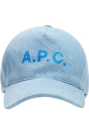 """A.P.C. Cappello Baseball """"casquette"""" In Cotone"""