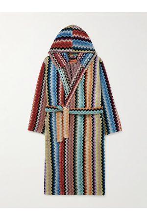 Missoni Uomo Accappatoi e vestaglie - Adam Cotton-Terry Hooded Robe