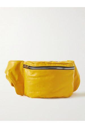 GALLERY DEPT. Logo-Print Leather Belt Bag