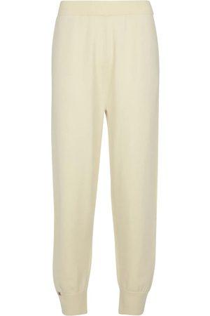 EXTREME CASHMERE Pantaloni sportivi N°56 Yogi in misto cashmere