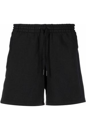 adidas Logo patch track shorts
