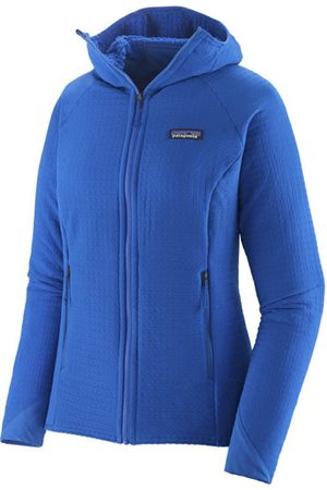 Patagonia Donna Giacche - R2 Tech Face Hoody - giacca softshell - donna. Taglia XS